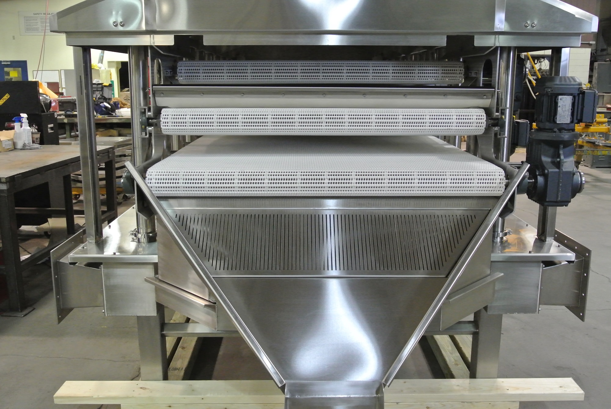 Candy Dryer, Stainless Steel
