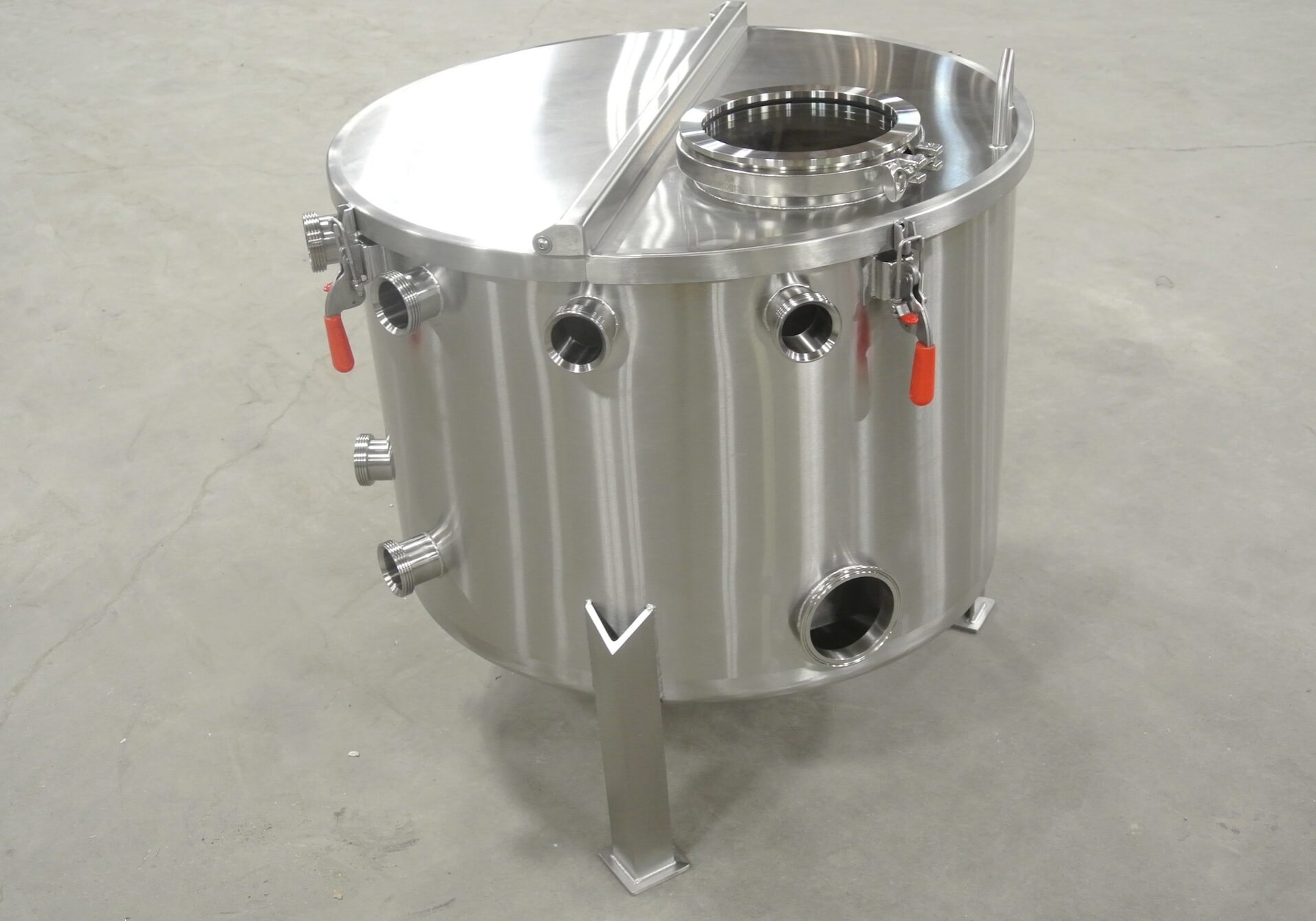 Balance Tank, Stainless Steel